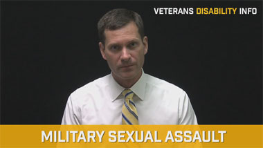 Military Sexual Assault