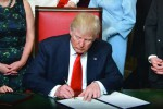 Trump Signs VA Appeals Reform Legislation